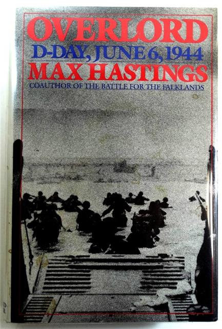 BK058 - Overlord: D-Day, June 6, 1944 by Max Hastings