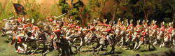 """""""Charge of the Scots Greys"""""""