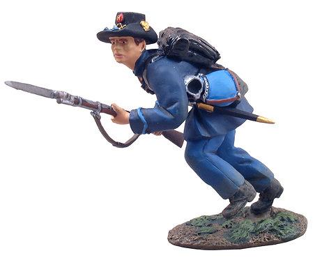 31055 - Union Infantry Iron Brigade Charging No.1
