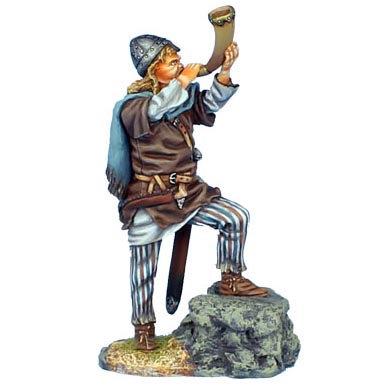 VIK002 - Viking Warrior Blowing Horn