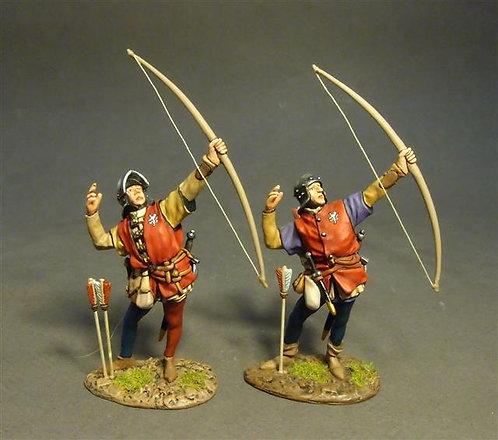 NFYORK-16 - Yorkist Archers  The Retinue of John Howard, 1st Duke of Norfolk