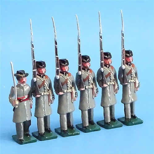 COWF-0115  5th Virginia Volunteer Inf Regt Stonewall Brigade Marion Rifles Co. A