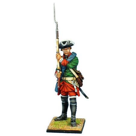 SYW045 - Russian Apsheronsky Musketeers Standing Ready