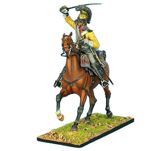 NAP431 - Saxon Guard du Corps Trooper #1