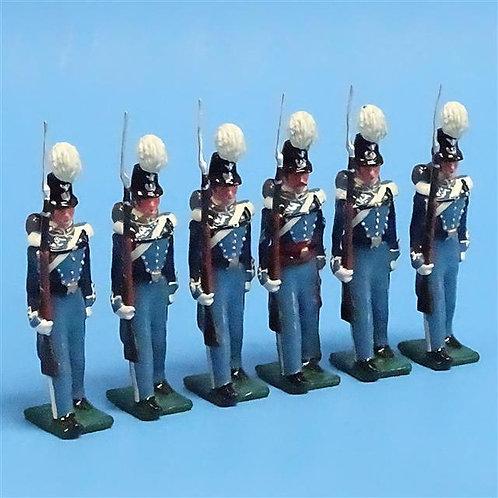 COWF-0082 - 1st Regiment, Georgia Volunteers  Co. C, Republican Blues