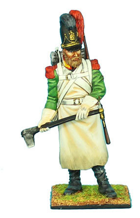 NAP437 - Bavarian Sapper - 6th Light Infantry Battalion La Roche