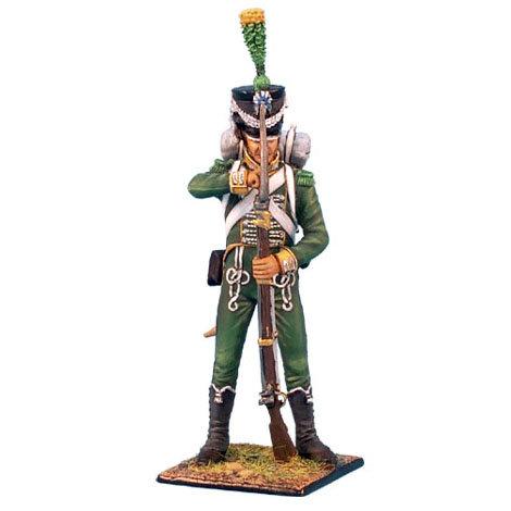 NAP0191 - Westphalian Guard Chasseur Ramming Cartridge