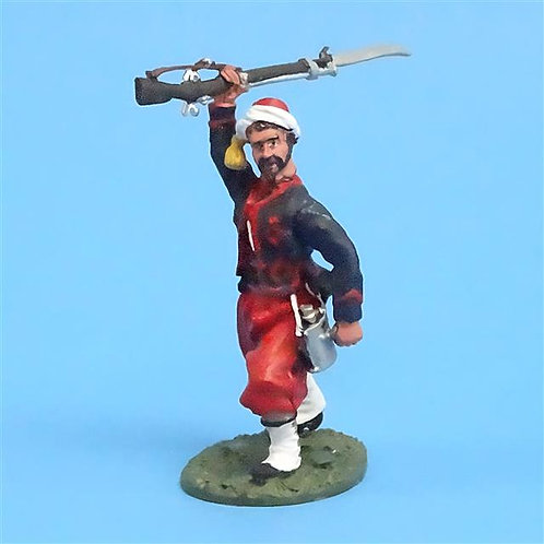 CORD-320 - Union Zouave - ACW - Unknown Manufacturer - 60mm Metal - No Box