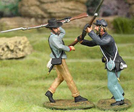 MTT-AL03 - 15th Alabama Regiment and 20th Maine Regiment in combat set 1, (2pcs)