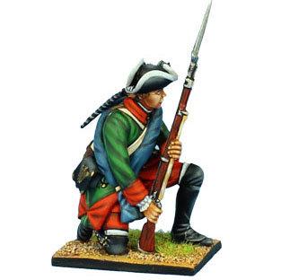 SYW038 - Russian Apsheronsky Musketeers Kneeling Ready
