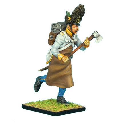 NAP0297 - Austrian Hahn Grenadier Sapper