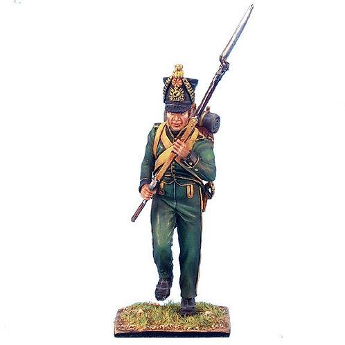 NAP0182 - 1st Nassau Infantry Regiment Fusilier Charging
