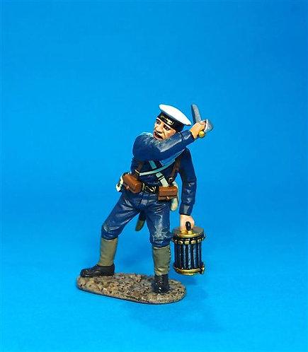 SRN-06 - British Naval Brigade  Sailor Defending
