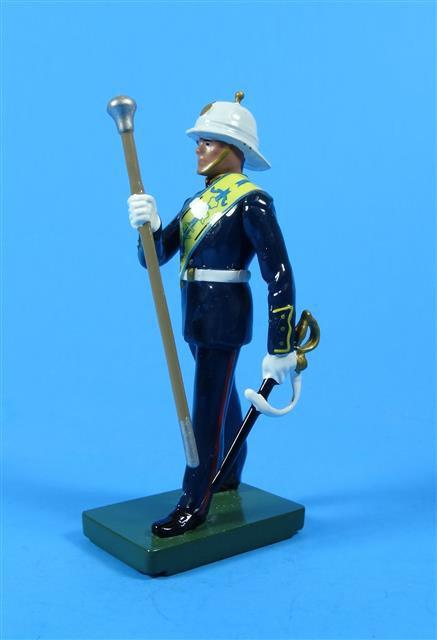 43029 - Royal Marine Drum Major