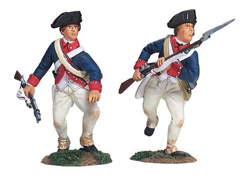17960 - American Continental Line Advancing Set #1