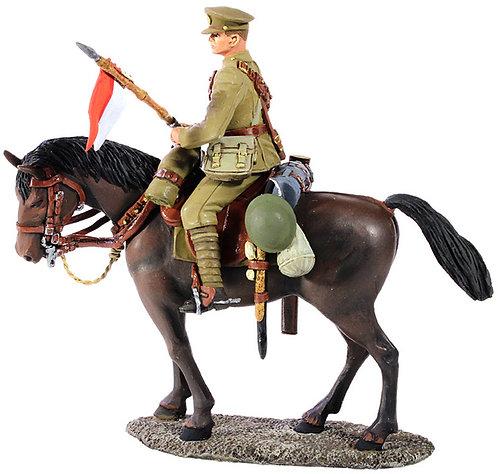 23062 - 1916-18 British Lancer Mounted No.1