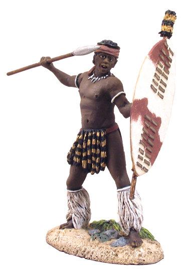 20053 - Zulu uDloko Regiment Throwing Assegai No.1