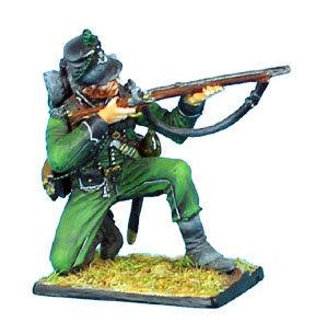 NAP0286 - British 95th Rifles Kneeling Firing