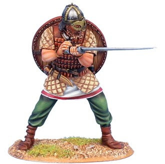 VIK011 - Viking Warrior Thrusting Sword