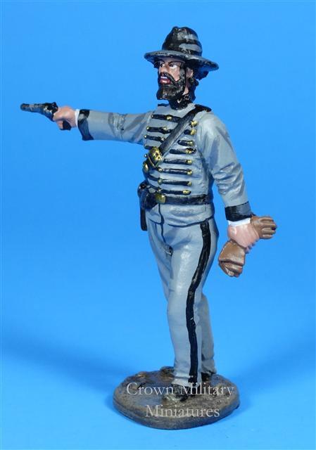 DG010 - Private, 1st Virginia Cavalry, 1863