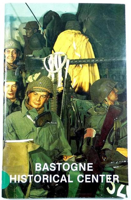 BK009 - Bastogne Historical Center Tour Pamphlet