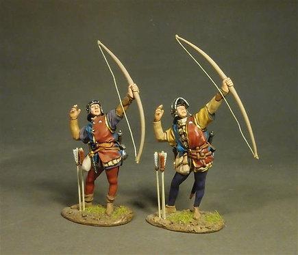 RYORK-16 - Yorkist Archers  The Retinue of King Richard III