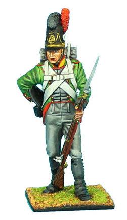NAP440 - Bavarian Grenadier Standing Loading - 6th Light Infantry Batt. La Roche