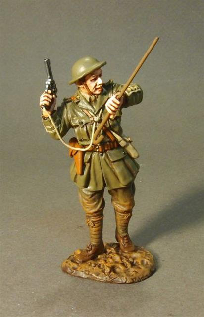 GWA-02(53) - The 5th Division, 14th Brigade, 53rd Battalion,  Infantry Officer
