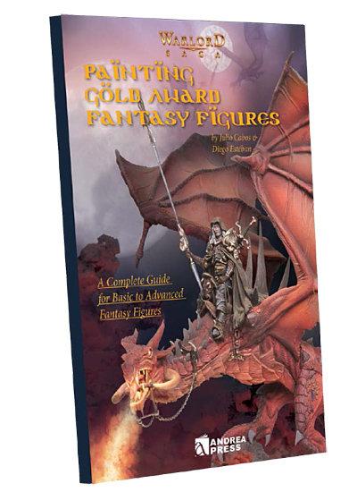 AP-049I - Painting Gold Medal Fantasy Figures