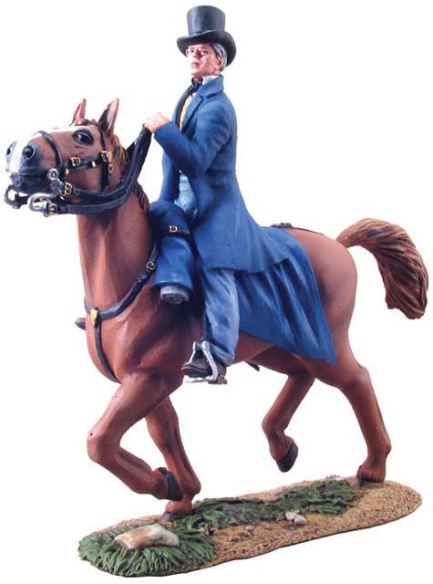 36052 - British Lt. General Sir Thomas Picton Mounted