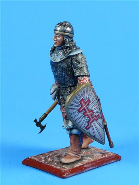 3204H - Medieval Russian Warrior 5