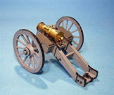 BCHGUN-03 - British Brass 5.5 inch Howitzer