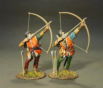 OXLANC-15 -Lancastrian Archers  The Retinue of John de Vere, 13th Earl of Oxford