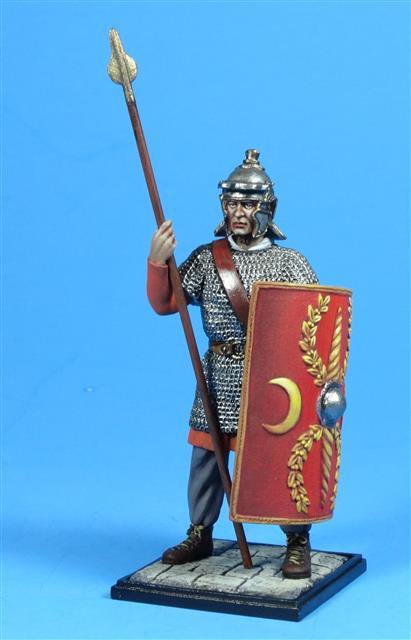 5163B - Roman Legionary, 220 AD