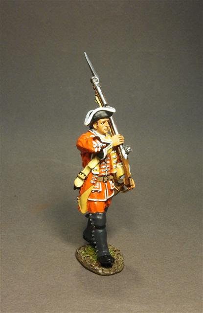 QB-37 - British 35th Regiment Line Infantry Marching #3