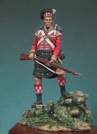 S7-F04 - 92nd (Gordon) Highlander (1815)