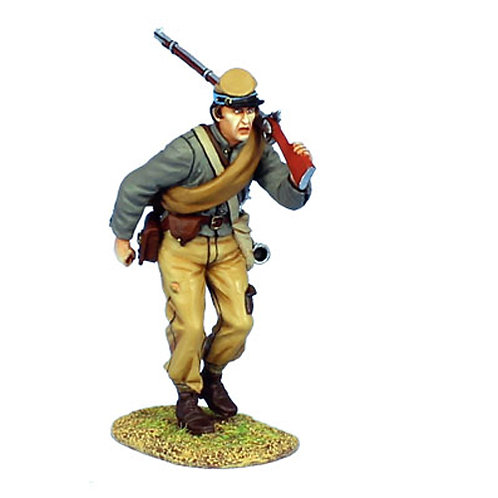 MB008 - Confederate Infantry Advancing
