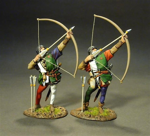 HLANC-15 - Lancastrian Archer  The Retinue of Henry Tudor, Earl of Richmond