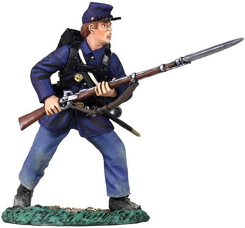 31213 - Union Infantry Charging No.4