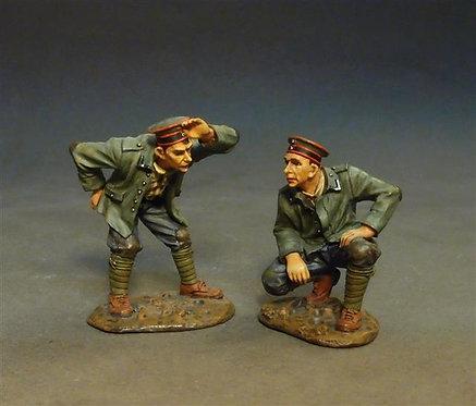 GWG-04 - 2 German Tank Crew