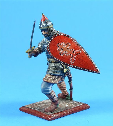 3201 - Medieval Russian Warrior 8
