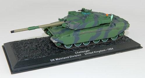 TKS021 - Challenger, UK Mainland Division, United Kingdom 1984