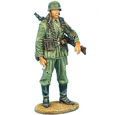 GERSTAL050 - German Heer Infantry with MG34 Smoking