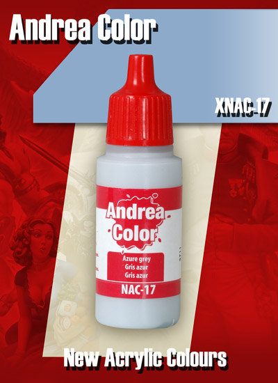 XNAC-17 - Azure Grey - Andrea Color