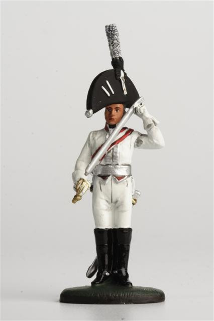 SNP008 - Prussian Officer, French Garde du Corps, 1806