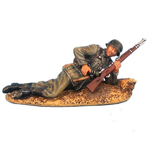GERSTAL002 - Heer Infantry Laying Loading Rifle