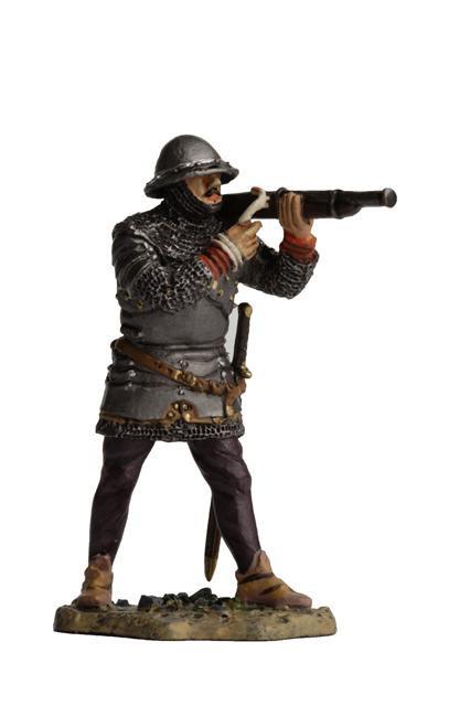SME071 - Artilleryman with Handgun