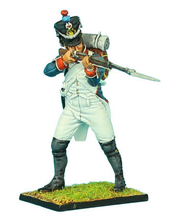 NAP323 - French 18th Line Infantry Fusilier Standing Firing
