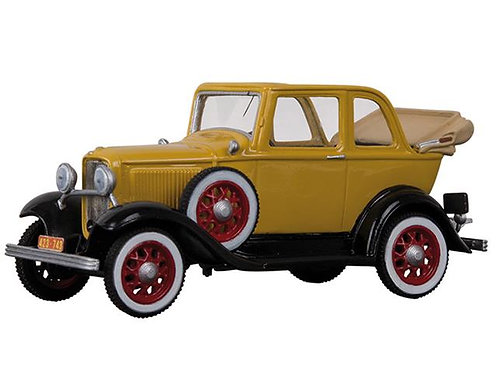 BH1202YW - 1932 Ford V-8 Convertible (Yellow)