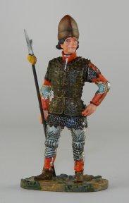 SME047 - Armed Portuguese Sailor, c.1525